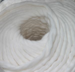 Cotton Fabric Raw Spiral