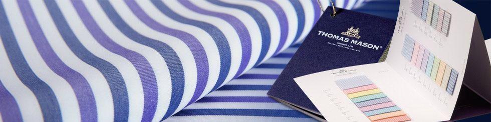 thomas mason shirt fabric mill roll