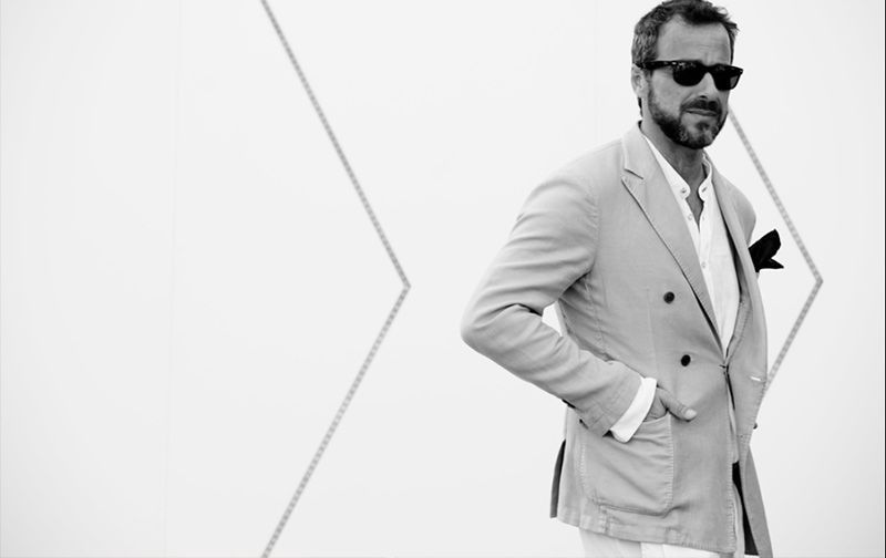 Pitti Uomo Event Gentlemans Suits 01