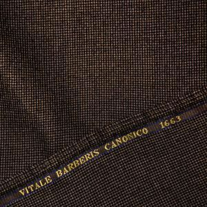 Style Advice Suit Fabric Brown Houndstooth Vbc Wool 290gr Twill Saxony 300x300