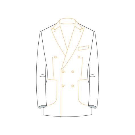 Senzio Garment Finals V2 Jacket Style 2