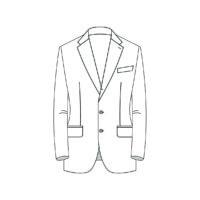 Senzio Garment Suit 36