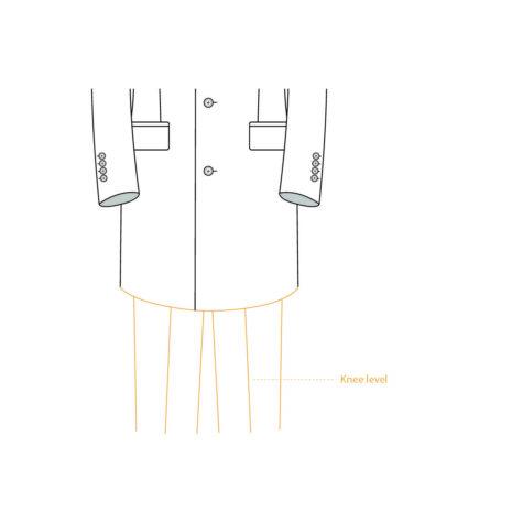 Senzio Garment Finals V1 Coat Top Coat