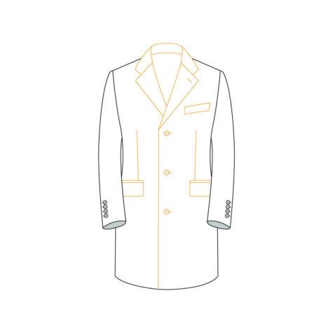 Senzio Garment Finals V2 Coat Style 2