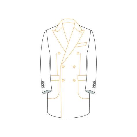 Senzio Garment Finals V2 Coat Style 3