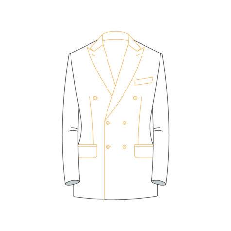 Senzio Garment Finals V2 Jacket Style 4