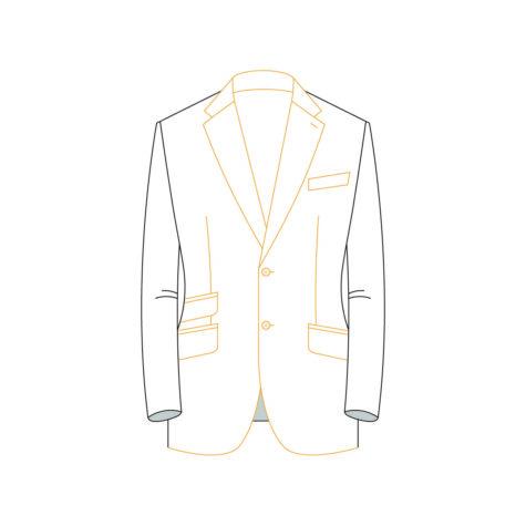 Senzio Garment Finals V2 Jacket Style 7