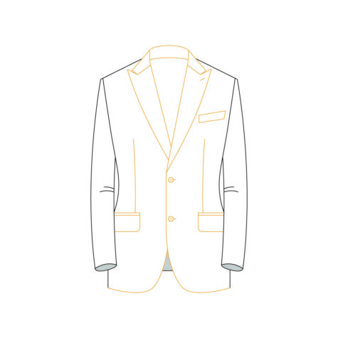 Senzio Garment Finals V2 Jacket Style 8