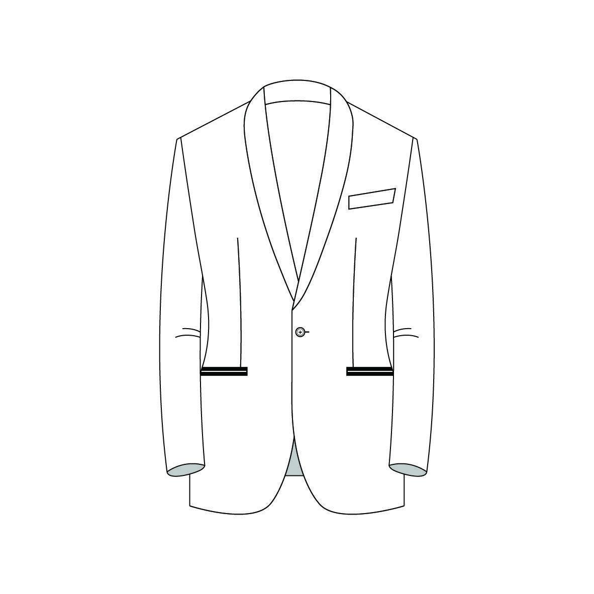 Senzio Garment Tuxedo 45