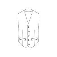 Senzio Garment Waistcoat 2 46