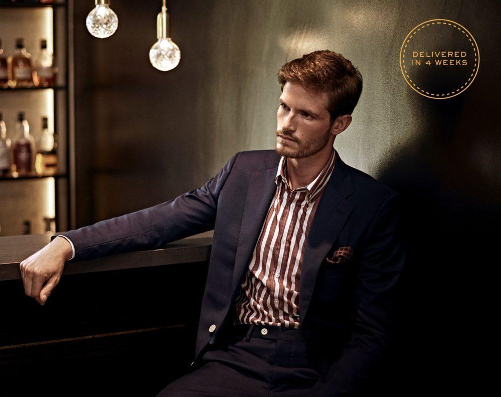 Senszio Tailors Homepage Image 1