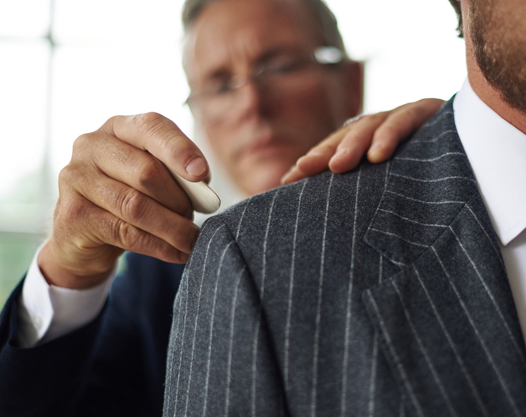 Senszio Tailors Homepage Image 8