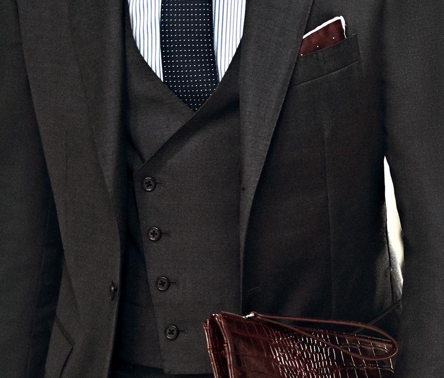 Senszio Tailors Products Waistcoat