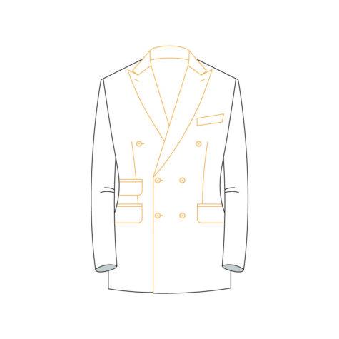 Senzio Garment Finals V2 Jacket Style 12