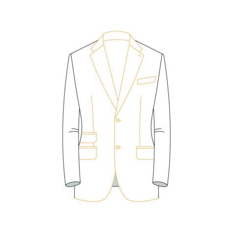 Senzio Garment Finals V2 Jacket Style 13