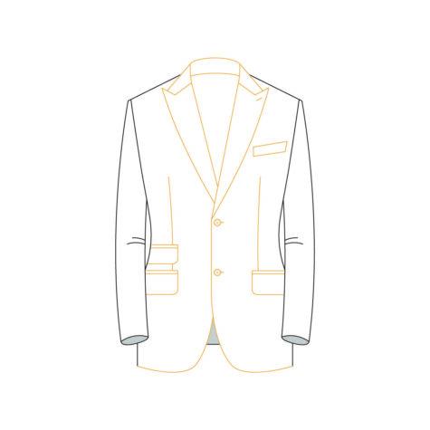 Senzio Garment Finals V2 Jacket Style 14