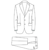 Senzio Garment Finals V2 66 Suit