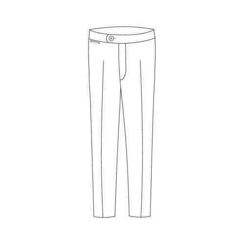 Senzio Garment Finals V4 28 Trousers
